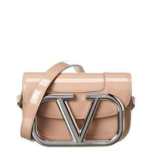 Valentino Crossbody Supervee Small Cannelle Beige